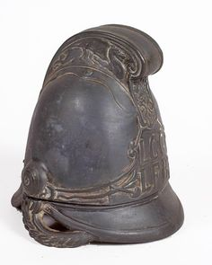 Helmet inkwell
