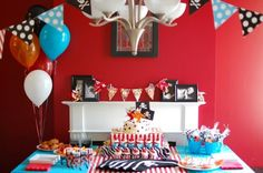 Pirate Baby Shower Ideas   View the details at http://www.aagiftsandbaskets.com/wordpress/2015/06/19/pirate-baby-shower-ideas/