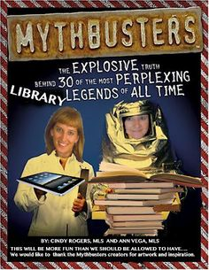 Librarians on the Fly: Myth #1 - Libraries are ONLY about Books