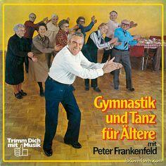 Gymnastik mit Peter und Friends German Senior Fitness LP