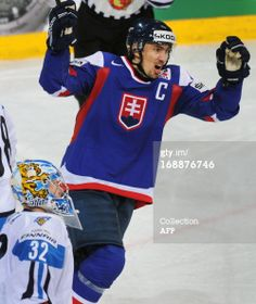 Miroslav Satan World Hockey Championships