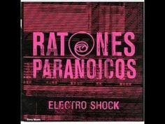 """Ratones Paranoicos - Carolina, también del disco """"Los chicos quieren rock"""" del año 1988. Los Ratones Paranoicos"""