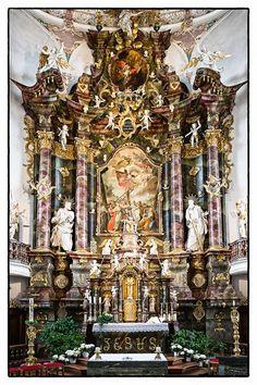 Altar St. Peter und Paul in Steinhausen