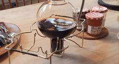 Lucy Chadwick's glass coffee maker