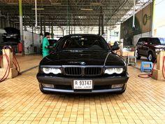 BMW E38 Custom made grill