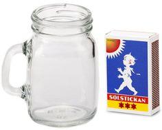 Mini Ball Mason Jar - Ball Mason Jar - RumAttÄlska.se