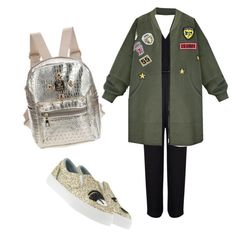"""Day 3- Dinner over the river"" by manal-bilal on Polyvore featuring Coast, WithChic and Chiara Ferragni"
