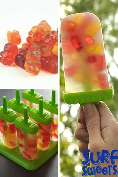28 Best Gummy Candy Recipes images in 2018 | Candy recipes