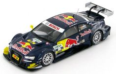 Audi (Spark) - 1:43 - Audi A5 - 2012 DTM - Miguel Molina - Red Bull