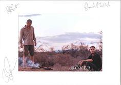 Autogrammos Rover kép