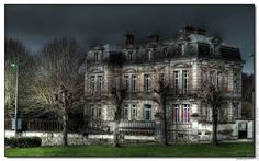 """Résultat de recherche d'images pour """" maison  la  nuit"""""""