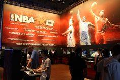 NBA2K13 Booth