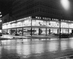 Holzberg braunschweig 1960 autohaus architektur for Architektur 1960
