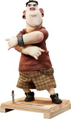 #ParaNorman #Alvin #Original #Animation #Puppet (#LAIKA, 2012)