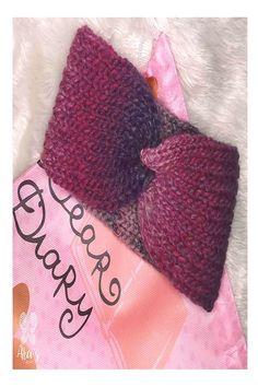 #headbandearwarmer #blurdesmurrieta #retorcido #mantener #february #beanies #tagging #122020 #shared #punto #hecho #photo #esta #para #aras Headband/Earwarmer con punto ret... Knitted Headband, Knitting, Cape Clothing, Facts, Dots, Elegant, Tricot, Breien, Stricken