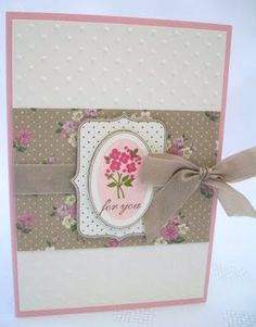 SU Baby Blossoms stamp set - Google Search