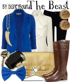 The Beast by DisneyBound