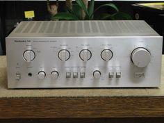 SU-V6 Technics テクニクス プリメインアンプ 高価買取・販売 ハイファイ堂 中古オーディオ 10-51158-63499-00