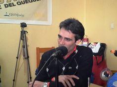 LAVOZ DEL QUEQUEN : NOTA EN LA MAÑANA DE LA 89.3 INTENDENTE DR FACUNDO...