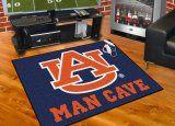 Auburn Univ. Tigers All Star Man Cave Mat Floor Mat. $34.99 Only.