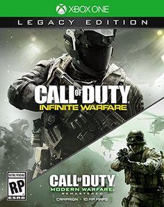 Call of Duty: Infinite Warfare - Xbox One Legacy Edition…