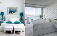 Pie de cama para dos  |  DECOFILIA.com