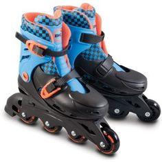 Buy Zinc Inline Roller Skates 13-3 - Blue at Argos.co.uk - Your Online Shop for Skates and inline skates.