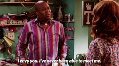And when he fully accepted how fabulous his reality is. | 23 Times Titus Andromedon Was You As Hell