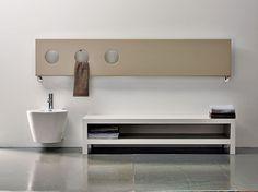 Radiatoren Badkamer Design : Muur verwarming buitengewoon best design radiator in de