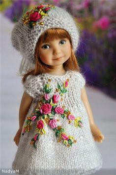"""Наряд для Вашей любимой маленькой куклы Effner Heartstring 8"""" / Одежда для кукол / Шопик. Продать купить куклу / Бэйбики. Куклы фото. Одежда для кукол"""