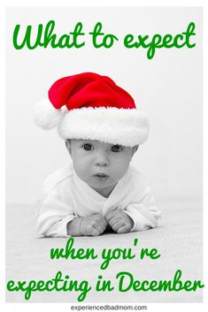 Are you pregnant and due in December? Moms, does it make you worried to be expecting a newborn during the holidays? Here's why having a baby in December might be better and sweeter than you think!