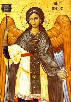 Archangel Gabriel is celebrated the day after Annunciation. He told Virgin Mary, Joseph, and, prior to them, Old Testament prophets about the birth of Christ, inspired Moses to write the Pentateuch, told Prophet Daniel about coming tribulations, announced the birth of Virgin Mary to Righteous Anna and that of John the Baptist to Zachariah, constantly stayed with the Virgin throughout Her life, strengthened Christ in the Garden of Gethsemane, and announced the Resurrection to Myrh-Bearing Wom...