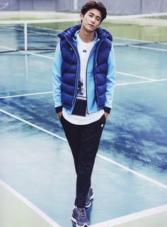 Park Hyung Sik (ZE:A) Ceci