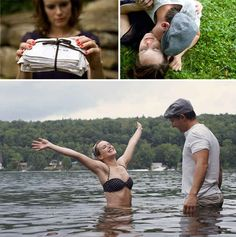 """I WANT NOTEBOOK ENGAGEMENT PHOTOS UGHHH  The Very Best In """"Notebook""""-Themed Engagement Photos"""