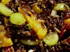 Wild Rice Salad Recipe : Ina Garten : Food Network