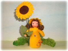 Sonnenblume Susannelfe