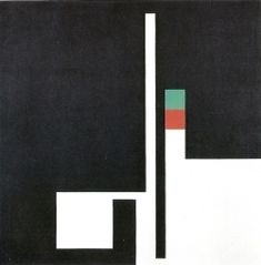 Bruno Munari: negativo-positivo, 1953-77 acrilici su tela cm 80 x 80