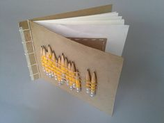 """""""Pencil Bunch"""", found and repurposed materials"""