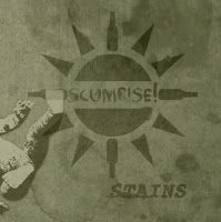 SCUMRISE! - Stains EP (2015) review @ Murska-arviot