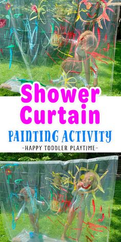 Outdoor Activities For Toddlers, Kids Learning Activities, Summer Activities For Kids, Indoor Activities, Magic For Kids, Painting Activities, Toddler Play, Toddler Crafts, Kids Crafts