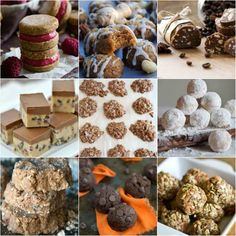 Baking is not the only way to have a fresh batch of cookies. Enjoy these various no bake cookie recipes that lean toward more healthy ingredients.