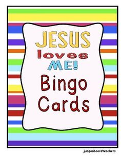 and Christian symbols. There are 20 different cards, clue cards ...