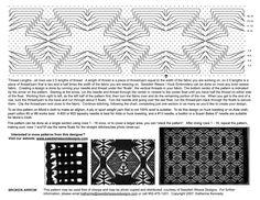 Aztec Free Swedish Weaving Patterns - Bing Images