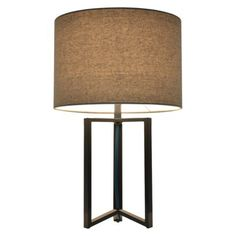 Room Essentials® Tripod Metal Table Lamp $24.99