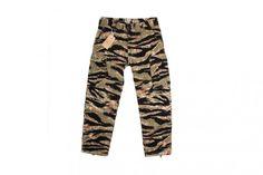 Wtaps Tiger Camo Collection