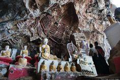 Kawgoon Cave Myanmar