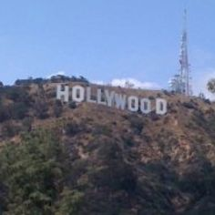 Los Angeles, CA.  Hollywood Sign.