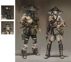 Monthly Noob Character Challenge Discussion - Page 3 - Polycount Forum