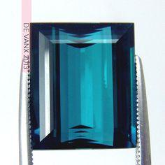 Blue Indicolite Tourmaline  Private Collection by DeVanxGems