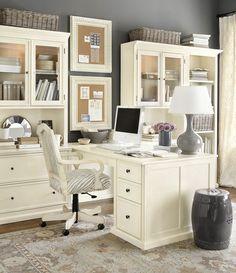 White Workspace   Home Office Details   Ideas for #homeoffice   Interior Design   Decoration   Organization   Architecture   Desk
